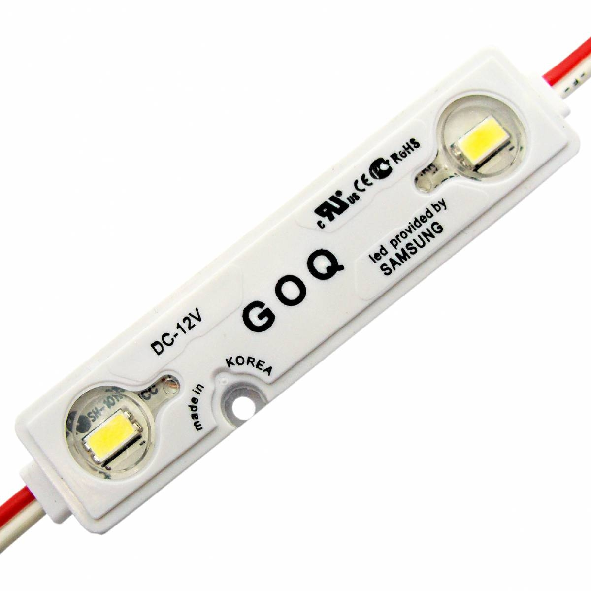Module 2xLED 150 degree White 6500K