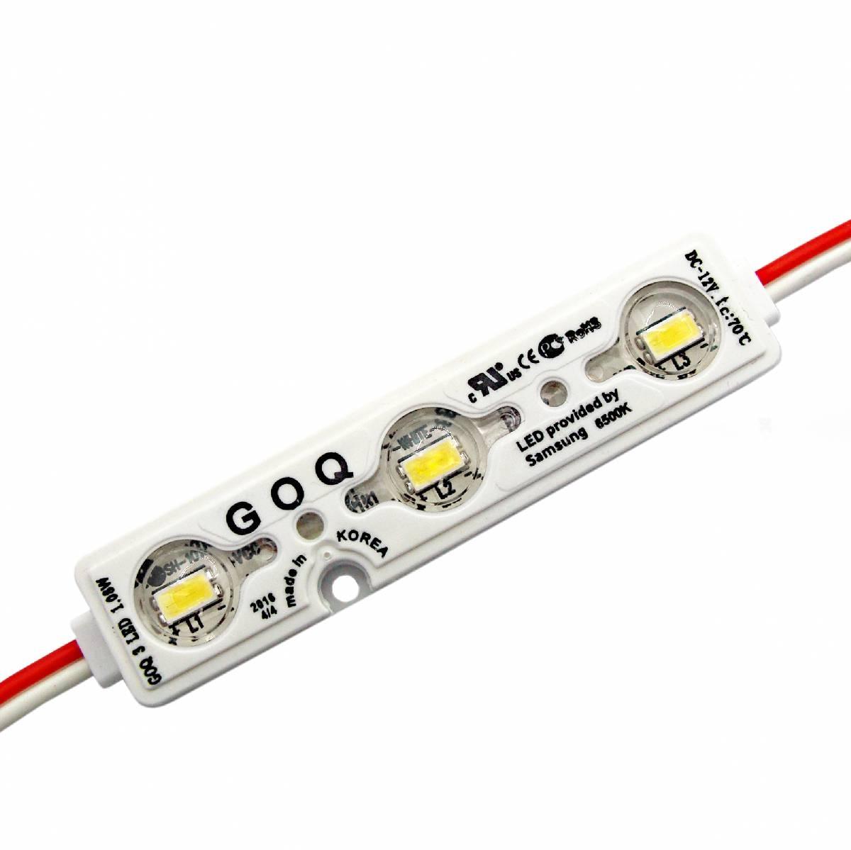 Module 3xLED 150 degree White 11000K