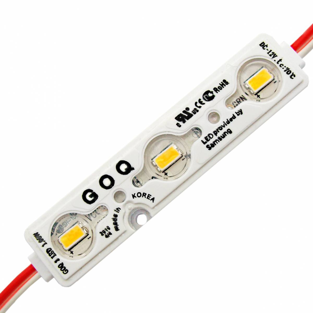 Module 3xLED 150 degree Warm White